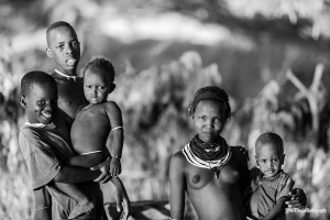 Community, villagers in remote Omo Valley